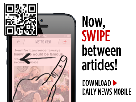 Download Daily News Mobile. Now With Swipe!